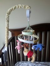 Winnie the Pooh Crib Mobile in Lockport, Illinois