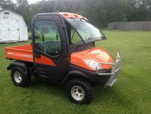 Diesel 2007 Kubota RTV 1100 4x4 A/C Low Hrs in Wright-Patterson AFB, Ohio