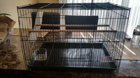 New bird  cage in Camp Pendleton, California