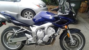 2005 Yamaha FZ6 in Tacoma, Washington