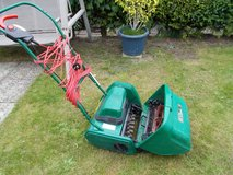Qualcast Electric Classic 30 Lawnmower and Scarifier in Lakenheath, UK