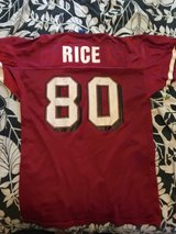 jerry Rice heresy in Wilmington, North Carolina