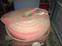 """5 rolls of 1 1/2"""" x 50' and 2 rolls of 1 1/2""""x 25' foot fire hose in Naperville, Illinois"""