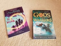 God's and Warriors and Fairy Book in Naperville, Illinois