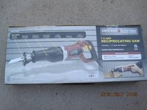 (NEW) Chicago Electric 7.5 Amp Reciprocating Saw in Travis AFB, California