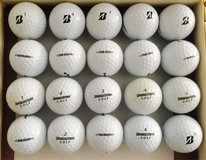 30 Bridgestone B 330 golf balls near mint condition in Naperville, Illinois