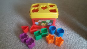 Fisher Price shape puzzle in Chicago, Illinois