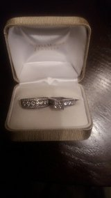 Beautiful Size 7 Ladies Wedding Set in Fort Bliss, Texas