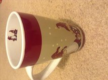 Christmas mug in Fort Irwin, California