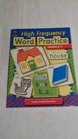Teacher Created Resources - Word Practice in St. Charles, Illinois