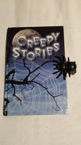 Halloween Book - Creepy Stories - Age 8 and up in Naperville, Illinois