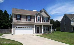 For Rent: 127 Sunny Point Drive in Camp Lejeune, North Carolina