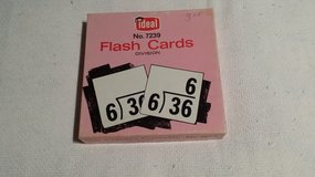 Flash Cards - Division in Bolingbrook, Illinois