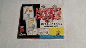 1977 - Vintage - Edu-cards - Making Change in Bolingbrook, Illinois