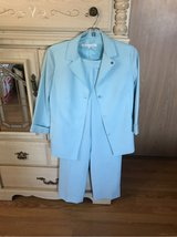Blue Suit ( pant and blazer) used once in Tacoma, Washington