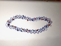 Beaded Choker Necklace in St. Charles, Illinois