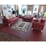 Floormodel Sale! Sofa Bed Set Tugra 3 Seat Sofa Bed + 2 Seat Sofa + Chair in Spangdahlem, Germany