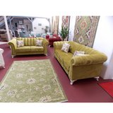 Home Goodies Sofa Set King 3 Seat Sofa with Bed Extension + 2 Seat Sofa in Spangdahlem, Germany