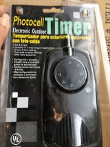 Photocell timer  new in Oswego, Illinois