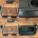 BOB Duallie Stroller Graco Car Seat Adapter/BOB Double Stroller Snack Tray in Camp Pendleton, California