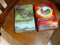 Allegiant and insurgent in Yucca Valley, California