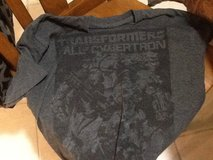 Men's large transformers t-shirt in Yucca Valley, California