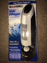 Air PURIFIER and IONIZER- Ionic Whisper ( BRAND NEW ) in Camp Pendleton, California