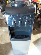 GE Profile Cooler WATER DISPENSER ( Hot And Cold ) STAINLESS STEEL And BLACK in Camp Pendleton, California