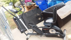 Proform hybrid trainer elliptical and recumbent bike in Fort Riley, Kansas