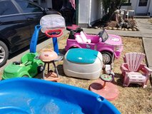 Outdoor toys in Travis AFB, California