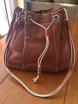 DKNY Drawstring Leather Bag in Bolingbrook, Illinois