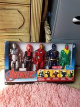 Marvel Avengers large super heroes new in Bolingbrook, Illinois