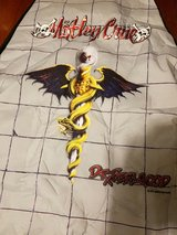 2 Motley Crue Car Seat Covers in Pearland, Texas
