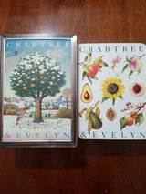 2 Crabtree & Evelyn Cookie Tins in Pearland, Texas