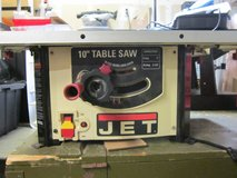 "10"" Jet Table Saw in Camp Pendleton, California"