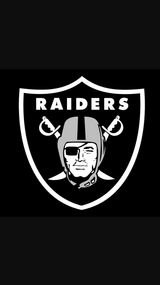 Raiders tickets in Travis AFB, California