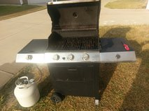 Stainless Steel Grill in Fort Riley, Kansas