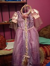 Disney Rapunzel costume in Naperville, Illinois