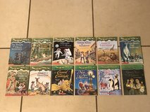 Lot of Magic Trees Chapter Books in Travis AFB, California