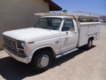 Service Body truck with Rack. in Yucca Valley, California