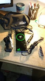 AC/DC iGO Universal Laptop Charger in Yucca Valley, California