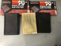 2 K&N Air Filters in Conroe, Texas