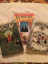 Warriors & School of Fear Books in Fort Campbell, Kentucky