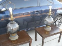 ***  Pair Of Lamps  *** in Yucca Valley, California