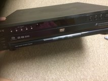 Sony 5 DVD/CD player in Naperville, Illinois