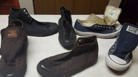 Converse and Levi Shoes in Aurora, Illinois