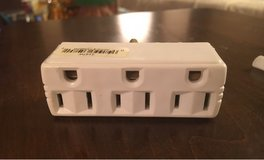 Triple Outlet Adapter in Chicago, Illinois