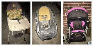 stroller and car seat in Byron, Georgia