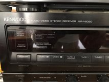 Kenwood Reciever/CD player BOSE speakers in Moody AFB, Georgia