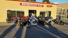 Motorcycle and Automobile Sales in Camp Pendleton, California